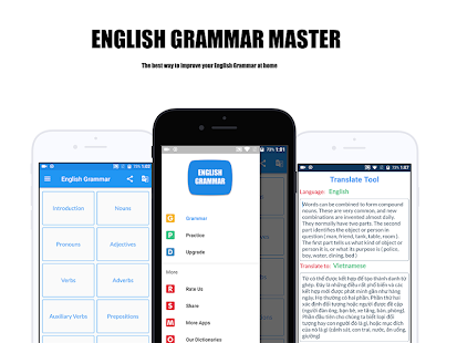 English Grammar Master Handbook (Offline) Screenshot