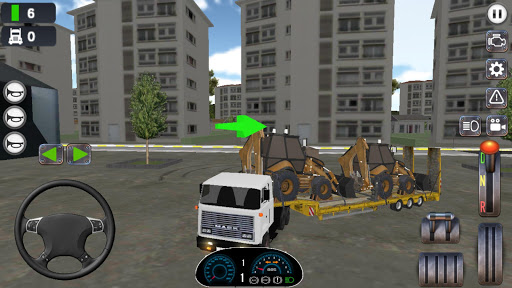 Code Triche Jeu de simulateur de camion apk mod screenshots 4