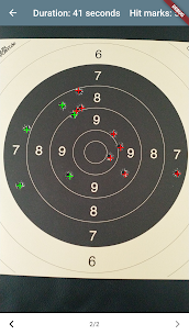 Piranha: shooting range hit marker 4