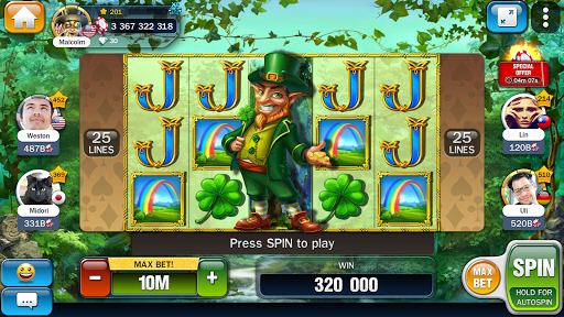 Billionaire Casino Slots 777 apktram screenshots 7