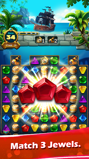 Jewels Fantasy Legend 1.1.9 screenshots 1