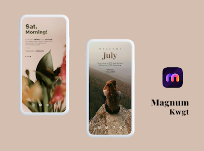 Magnum Kwgt Apk 6.2 [Full PAID] Download 7