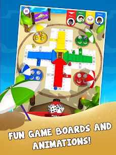 Parcheesi  Board Game For Pc- Download And Install  (Windows 7, 8, 10 And Mac) 1