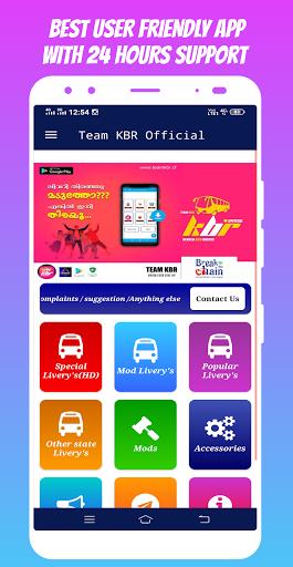 Bus Livery Kerala  screenshots 1
