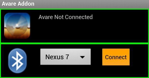 Avare External I/O Plugin
