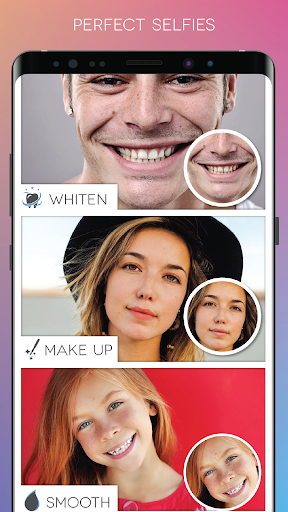 Fotogenic : Face & Body tune and Retouch Editor  screenshots 1