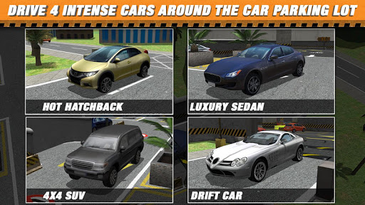 Multi Level Car Parking Game 2 android2mod screenshots 7