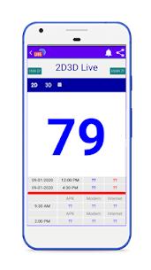Myanmar 2D3D Live – 2d3dapp 3