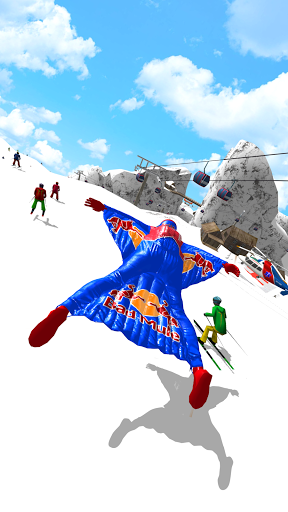 Base Jump Wing Suit Flying  screenshots 2