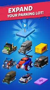 Merge Truck: Monster Truck Evolution Merger Mod Apk (Money) 2