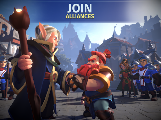 Empire: Age of Knights - Fantasy MMO Strategy Game  Screenshots 9