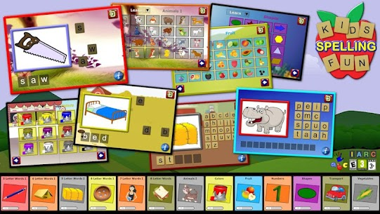 Kids Spelling 500 words For Pc – (Free Download On Windows 7/8/10/mac) 1