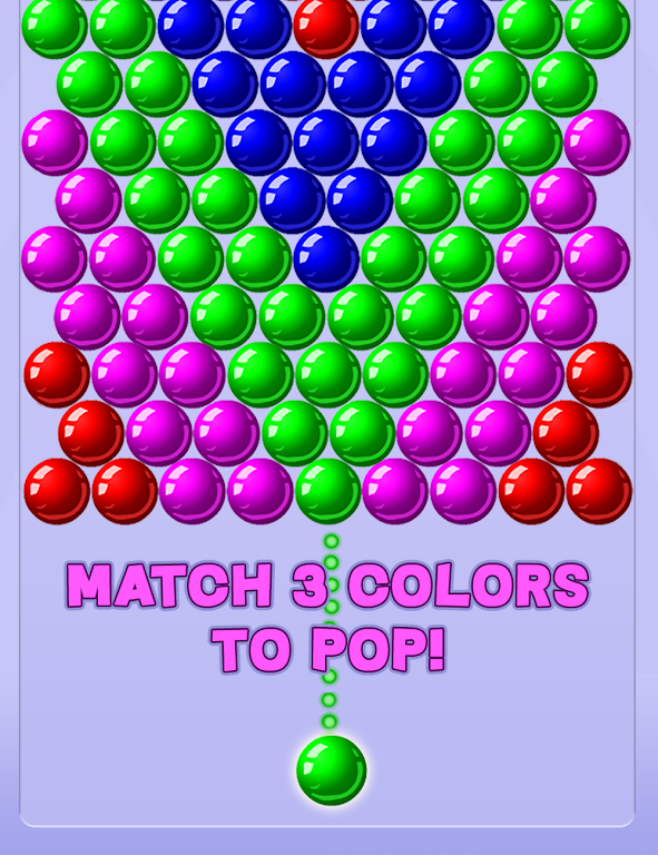 Bubble Shooter poster 4