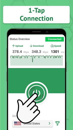 Fast VPN - Fast & Free & Secure VPN Proxy apktram screenshots 5