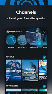 LaLiga Sports TV - Live Sports Streaming & Videos screenshots 13
