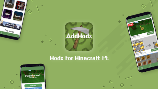 AddMods | Mods for Minecraft PE (MCPE) Apkfinish screenshots 1