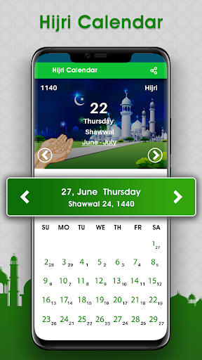 Prayer Times : Salah Time & Qibla Direction 8.1 Screenshots 4
