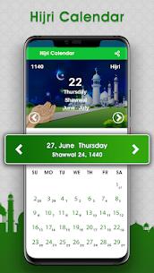 Prayer Times : Salah Time & Qibla Direction 4