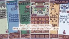 Bricks Pixel - Monster Bricks Breaker Battle RPGのおすすめ画像5