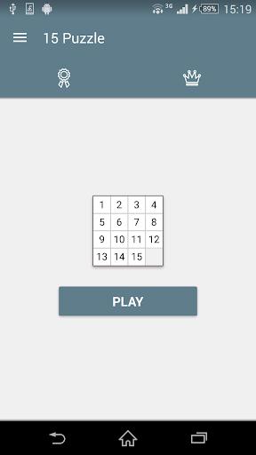 15 Puzzle (Game of Fifteen)  screenshots 7