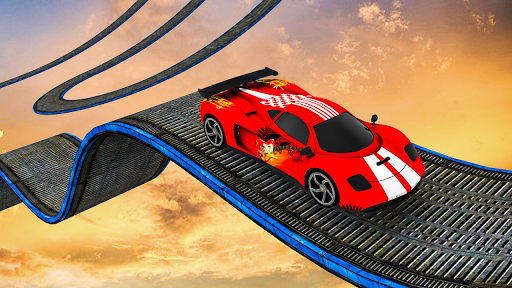 Stunt Car Impossible Track Challenge  screenshots 6