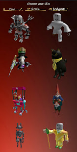 Avatar Mod Skins Bloxburg 1.2 screenshots 4