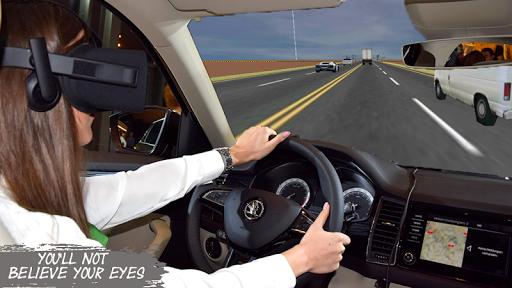 VR Traffic Car Racer 360 1 screenshots 1