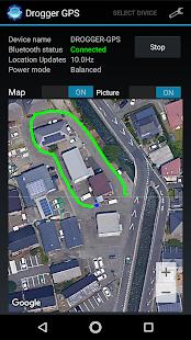 Drogger GPS  for DG-PRO1(RW) 2.8 Screenshots 3