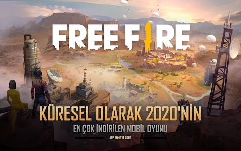 Garena Free Fire: Dünya Serisi APK İndir 1