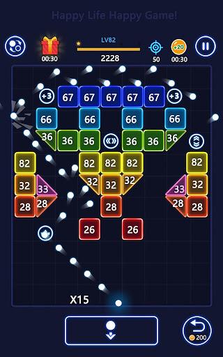 Brick Ball Fun-Crush blocks 3.3 screenshots 2