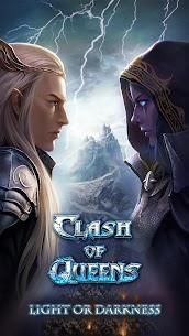 Clash of Queens: Light or Darkness 2.8.6 Apk 1