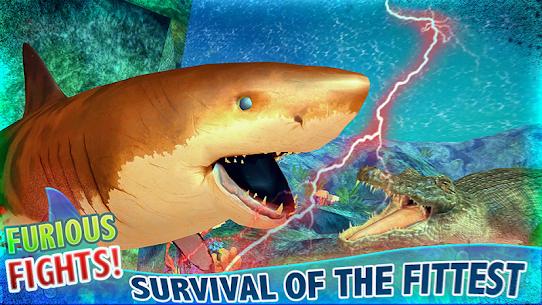 Real Shark Life – Shark Simulator Game Hack Game Android & iOS 4