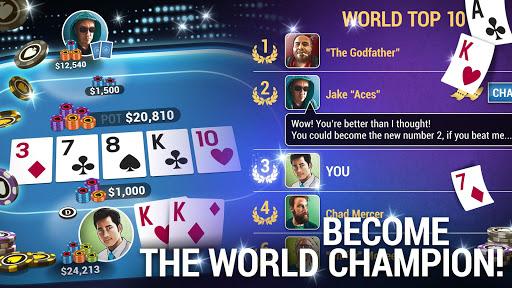 Poker World - Offline Texas Holdem 1.8.20 Screenshots 3