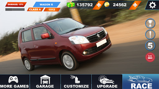 Wagon R: Extreme Fast Mini Car 1.1 screenshots 1