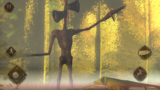Siren Head SCP Forest Survival android2mod screenshots 9