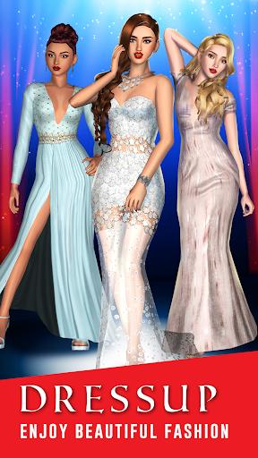 Code Triche Fashionista - Dress Up Challenge 3d Game (Astuce) APK MOD screenshots 1