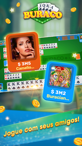 Buraco ZingPlay - Jogo de Cartas apktreat screenshots 2