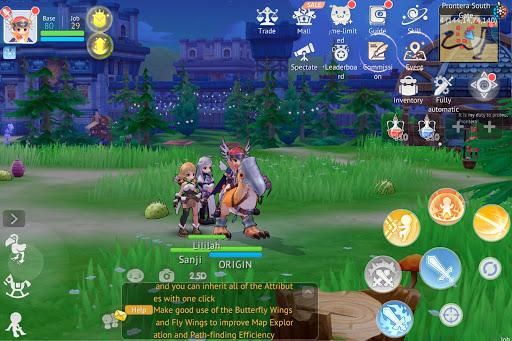 Ragnarok Origin: Fantasy Open World Online MMORPG Varies with device screenshots 7