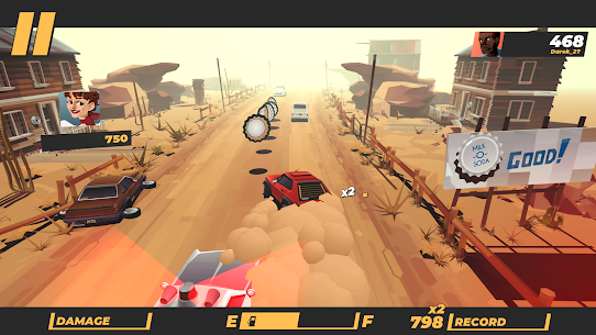 Download #DRIVE (MOD, Unlimited Money) 2.0.14 free on android 4