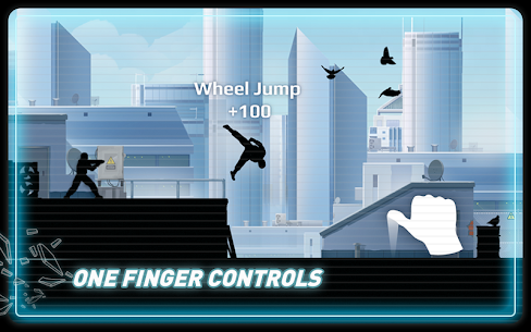 Download Vector Full popular and super action parkour (vector) Android + mod + free version 4