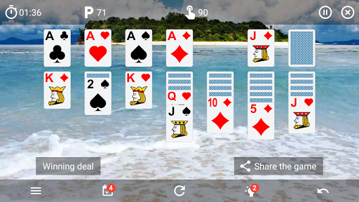 Solitaire: Free Classic Card Game  screenshots 6