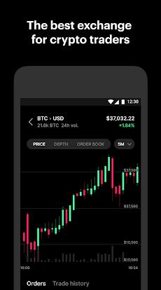 Coinbase Pro – Bitcoin & Crypto Tradingのおすすめ画像1