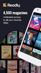 Readly - Unlimited Magazine Reading 4.9.8