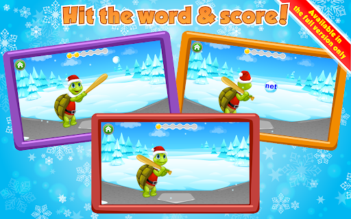 Learn to Read with Tommy Turtle 3.8.2 screenshots 4