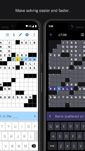NYTimes - Crossword 4.5.0 screenshots 3