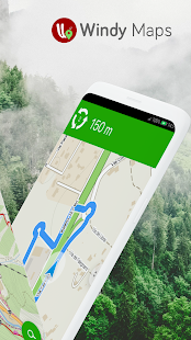 Windy Maps 2.3.0 Screenshots 2