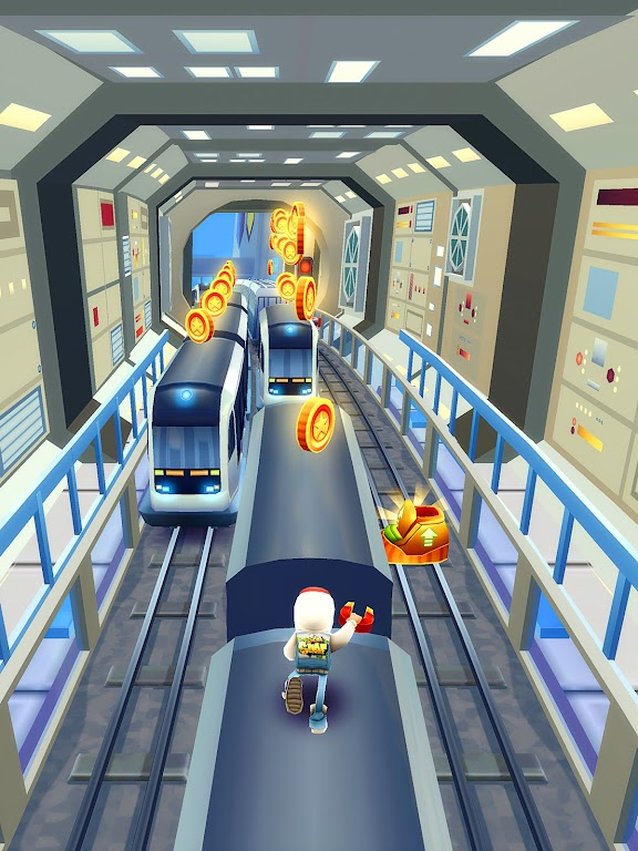 Subway Surfers poster 9