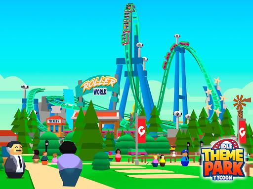 Idle Theme Park Tycoon - Recreation Game  Pc-softi 11
