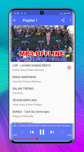 Dangdut Koplo Offline Terbaru 2021  screenshots 2
