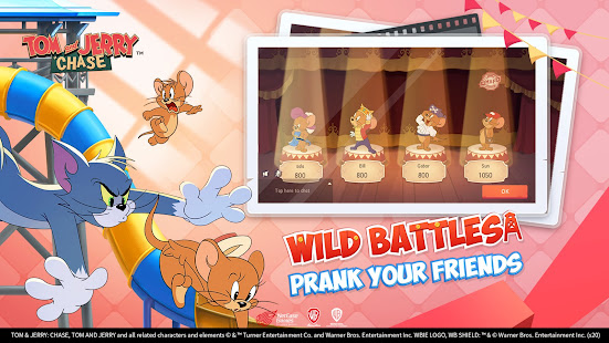 Image For Tom and Jerry: Chase Versi 5.3.39 3